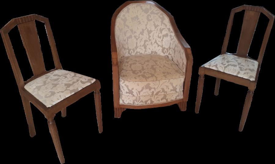 Une nouvelle peau pour des sièges anciens